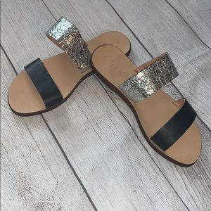 Giulia Palai Leather sandals